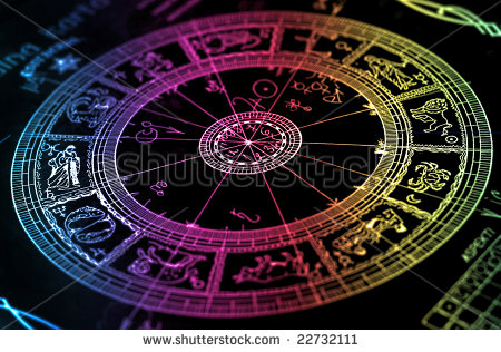 Astro rainbow-horoscope-wheel-char
