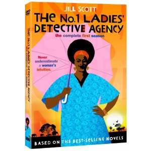 Lady Detective DVD